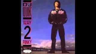 DJ Quik - Quik'z Groove II (For U 2 Rip 2) - HQ
