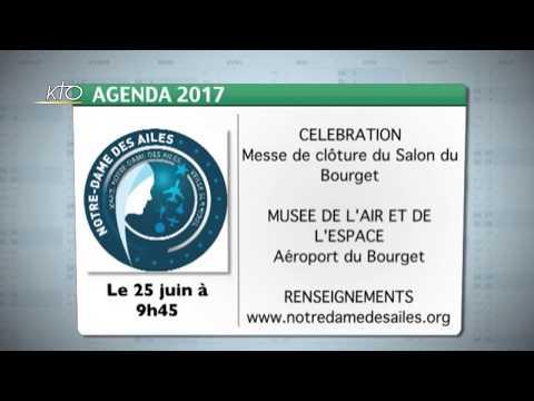 Agenda du 2 juin 2017