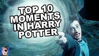Top 10 Favorite Harry Potter Movie Moments