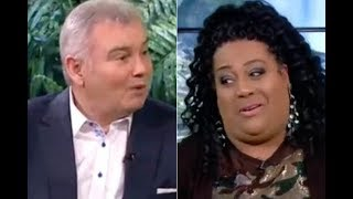 ITV This Morning Eamonn Holmes angry at weight joke by Alison Hammond