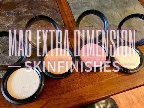 Extra Dimension Blush by MAC #2