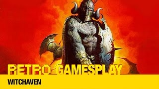 Retro GamesPlay: Witchaven