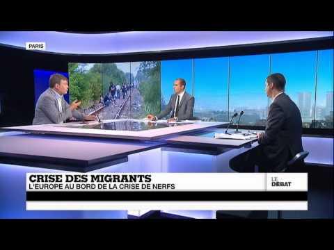 « Crise des migrants » : La solidarité européenne est-elle à la hauteur ?
