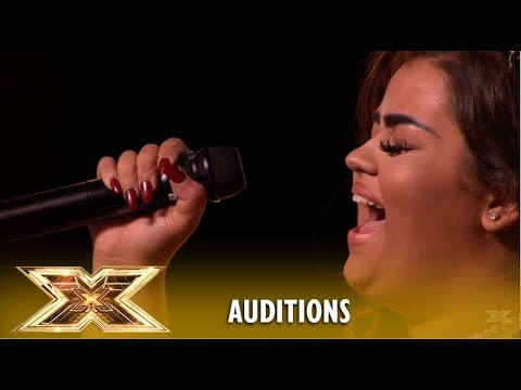 Scarlett Lee: Simon Gives Her HARD Time But Look How It Turns Out 😲...| The X Factor UK 2018