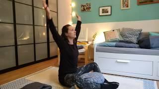 Yoga / Tiefenentspannung mit Martina