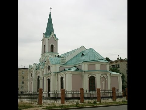 Церковь алое поле челябинск