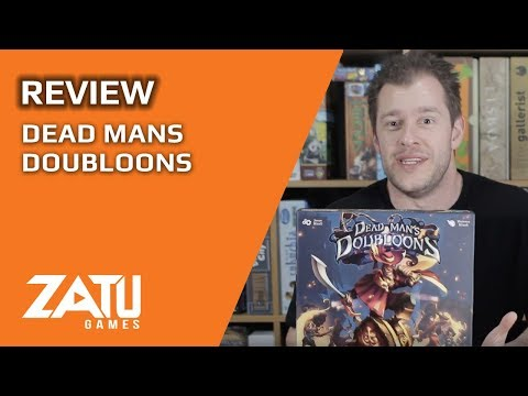 Dead Man's Doubloons Review - The Broken Meeple