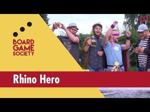 BGS - Episode 43 - Rhino Hero review