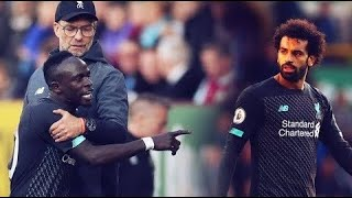 The reason why Mané was so angry with Salah | Oh My Goal