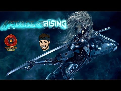 Metal Gear Rising: Revengeance (PC) | Make-up for MG Monday