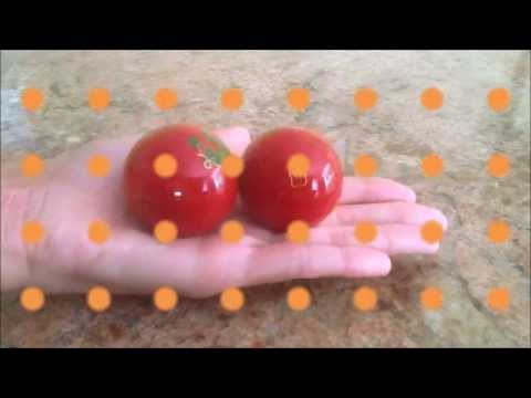 Video The Best Exercises for Health - Chinese Therapy Balls - Lesson #1