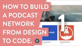Planning - How to build a podcast network with Rails 4
