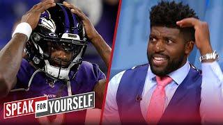 It's Super Bowl-or-Bust For Lamar Jackson — Emmanuel Acho   NFL   SPEAK FOR YOURSELF