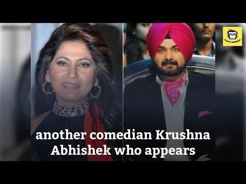 Krushna Abhishek REACTS to Archana replacing Navjot Singh Sidhu as judge