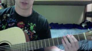 How to play Spaceman by dave matthews