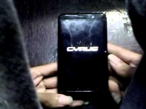 Video Cara mengatasi bootloop android - cyrus TV one 3G