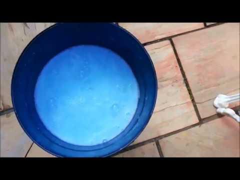 Como faço sabão líquido em casa