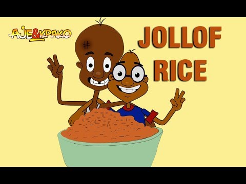 Ajebo vs Kpako  - Jellof Rice  (Episode 3)