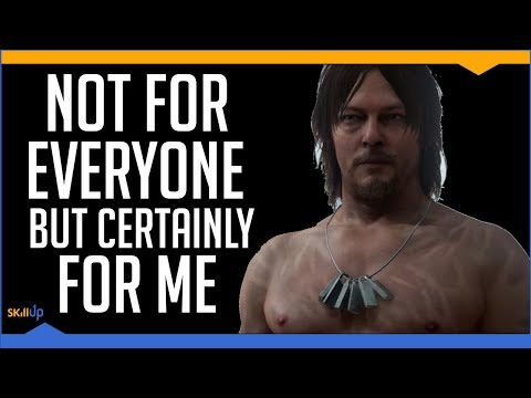 Death Stranding - A Brief Review (1000% Spoiler-Free) - YouTube video thumbnail
