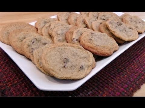 How to Make Chocolate Chip Cookies from Scratch – Laura Vitale – Laura in the Kitchen Episode 64
