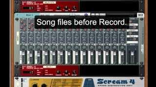 Move Old Reason Songs To The SSL Mixer - LearnReason.com