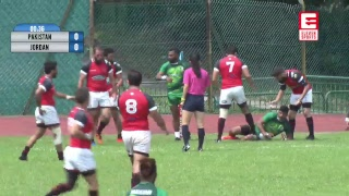 LIVE!! Asia Rugby Sevens Trophy 2018 DAY 2 SESSION 1 Live Queenstown Stadium
