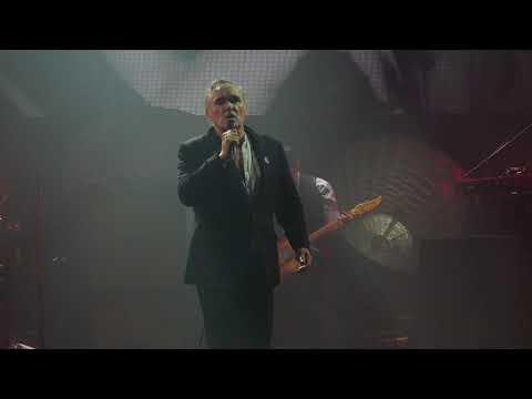 """Some Say (I Got Devil)"" Morrissey@Merriweather Post Pavilion Columbia, MD 9/5/19"