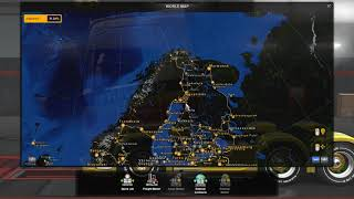 ETS2 1 35 New !! Promods 2 41 | Map Combo load order (Modified
