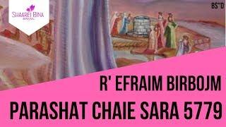 Parashat Chaie Sara
