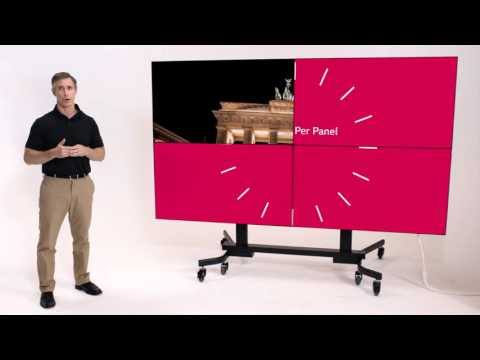 LG Clover Display -- Daisychaining
