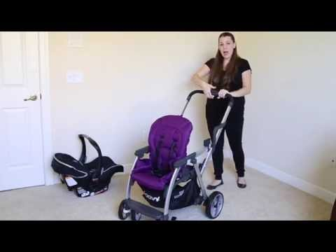 Joovy Caboose VaryLight Tandem Double Stroller Review