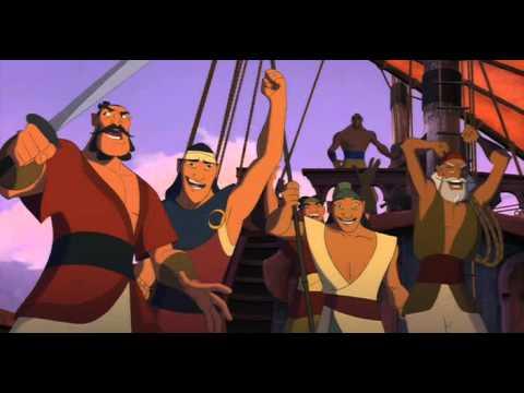 Sinbad: Legend of Seven Seas (part 1)