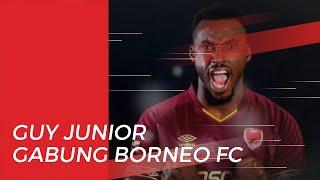 Ingin Perkuat Lini Serang, Borneo FC Datangkan Guy Junior