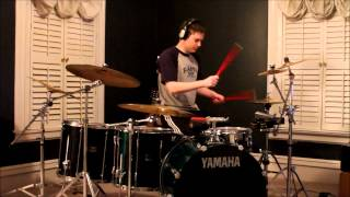 Between Love and Hate (Drum Cover) The Strokes