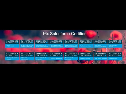 Salesforce Certification Registration, Check and Verify Certification ...
