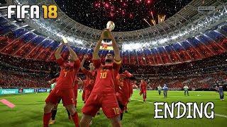 FIFA 18 World Cup Gameplay Part 9 - THE FINAL & ENDING | Xbox One Gameplay