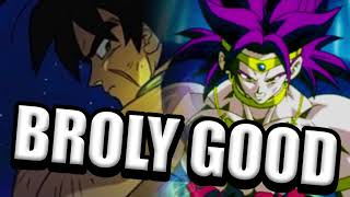How To Make Broly Good in Dragon Ball Super