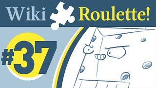 Wiki Racers - WIKI ROULETTE