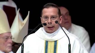 真福瓜达露佩‧欧提斯‧兰达苏丽:教宗的话