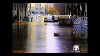 preview picture of video 'Alluvione Alessandria, Piemonte (Ita) - 6 Novembre 1994'