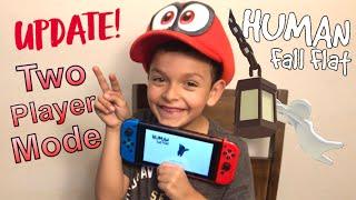 Human Fall Flat: 2 Player Mode (Nintendo Switch)  [UPDATE]
