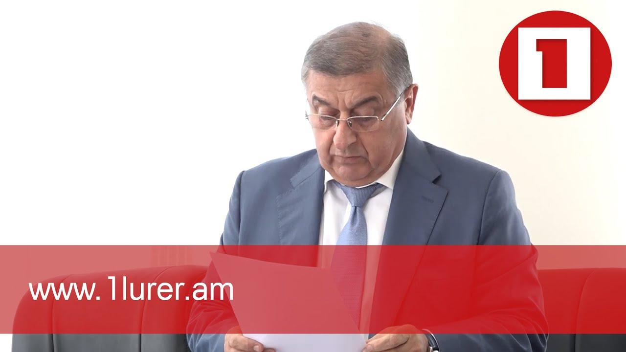 ԲԴԽ-ն մերժեց Ռուբեն Վարդազարյանին կարգապահական պատասխանատվության ենթարկելու միջնորդությունը