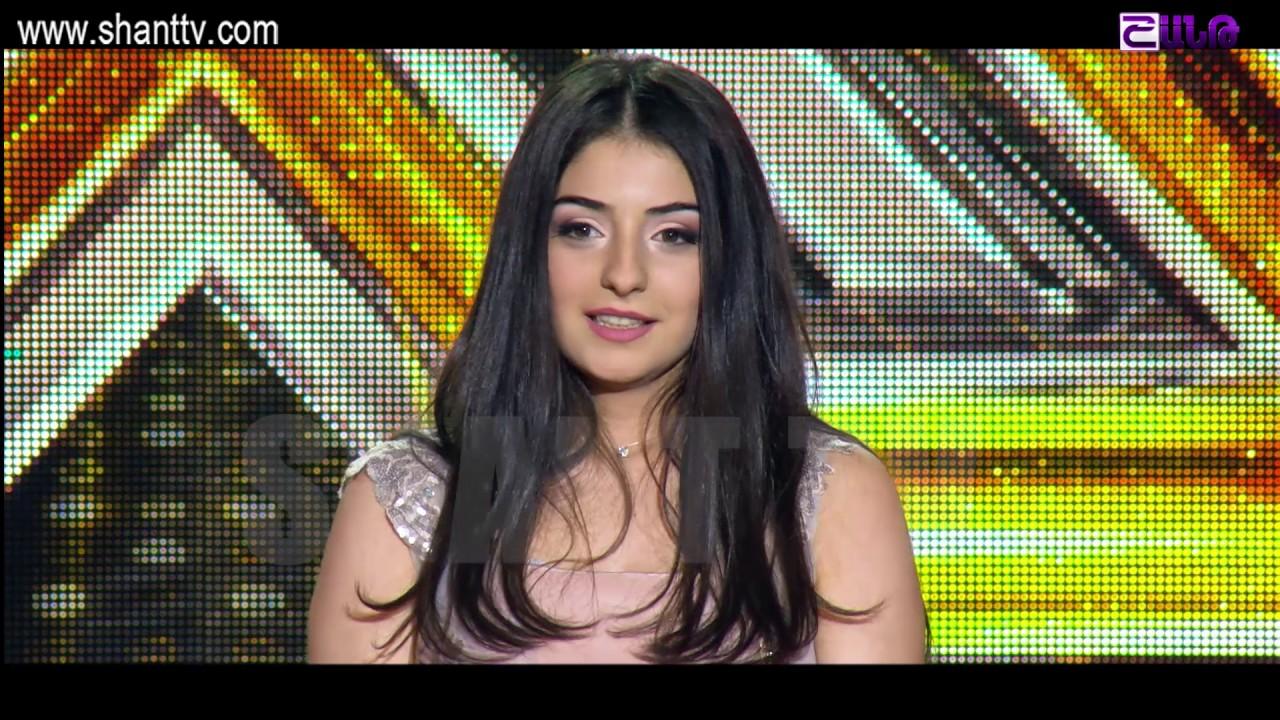 X-Factor4 Armenia-eryakneri yntrutyun-aghjikner-Hasmik Karapetyan-Céline Dion 12.02.2017