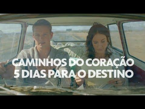 Filme: Caminhos do Coração, 5 Dias para o Destino (dublado)