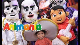Show Infantil Coco - Animania show