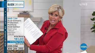 Suze Orman's Protection Portfolio Gold Edition