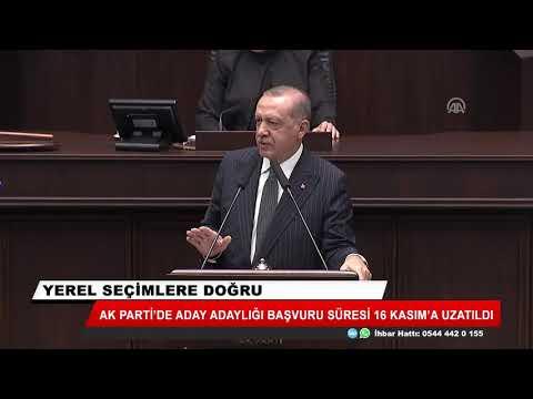 Ak Parti'de aday adaylığı süresi 16 Kasım'a uzatıldı