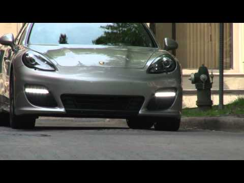 2012 Porsche Panamera S - Drive Time Review with Steve Hammes