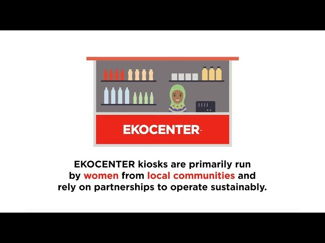 5 Things You Need To Know About Our EKOCENTER Initiative