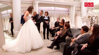 Get A First Look At Randy's Own Wedding Dress Designs | Say Yes to the Dress